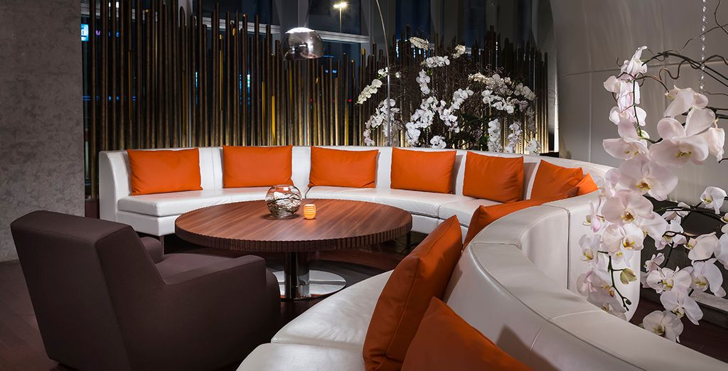 The three restaurants have an elegant French influence
