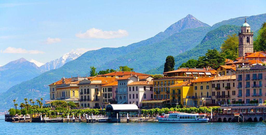 Discover the beauty of Lake Como