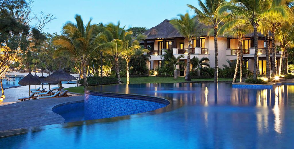 You'll have a range to choose from, including an infinity pool