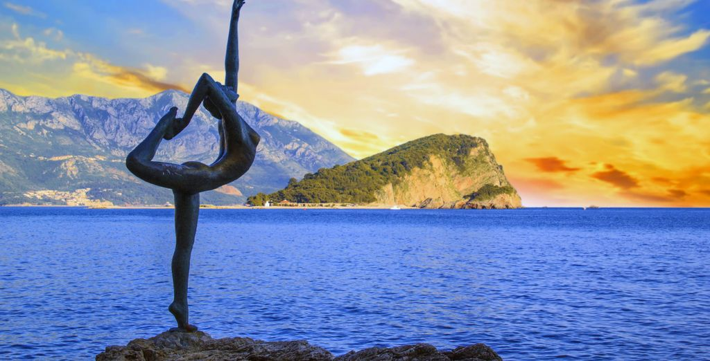 Budva, the oldest city on the Eastern side of the Adriatic, is incredible