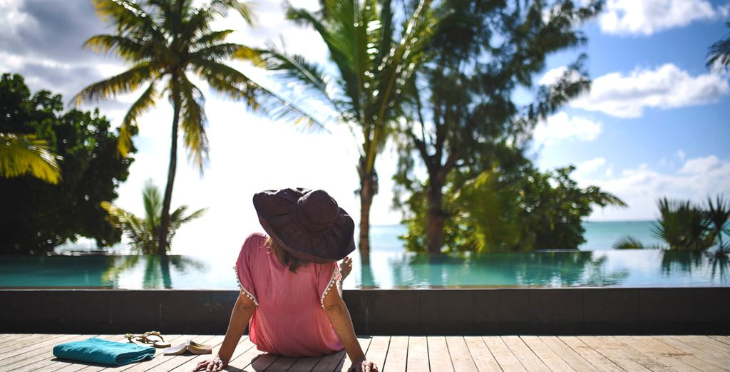 Immerse yourself in the laid back tropical lifestyle