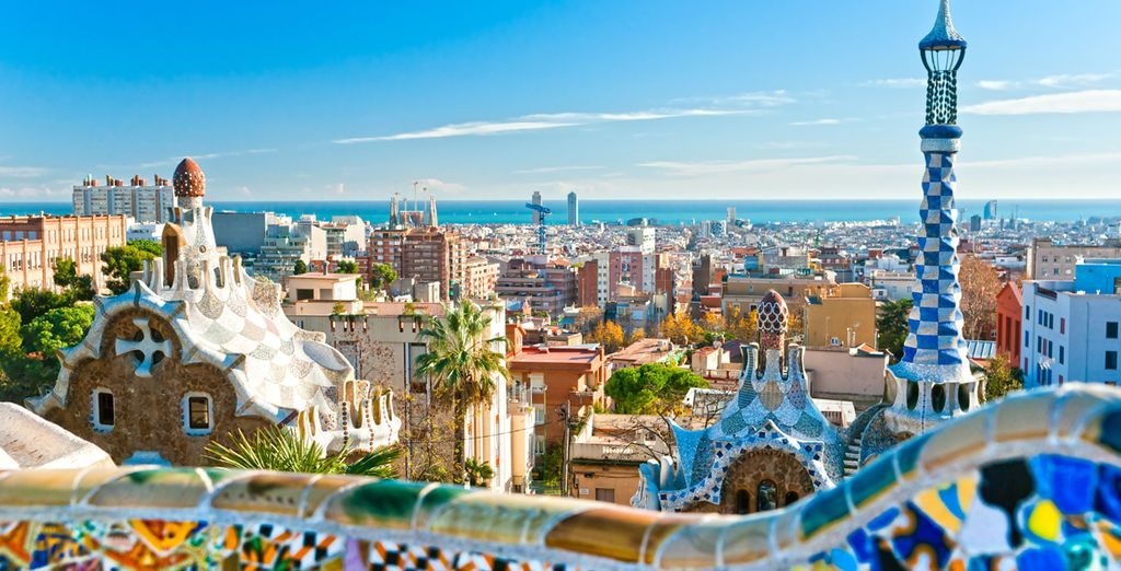 Barcelona is like no other city on earth