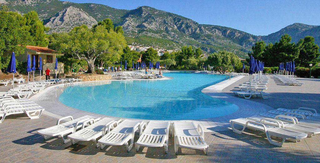Enjoy fantastic facilities at the hotel