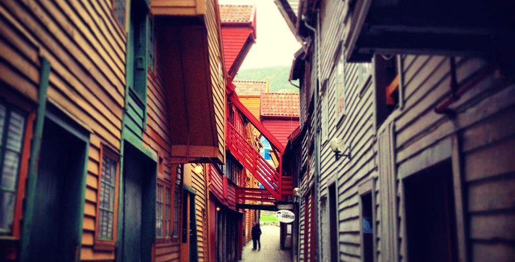 Where you can explore quirky backstreets
