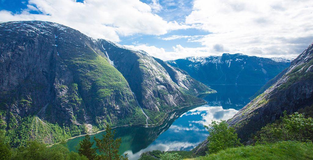 This trip is simply brimming with awe-inspiring vistas