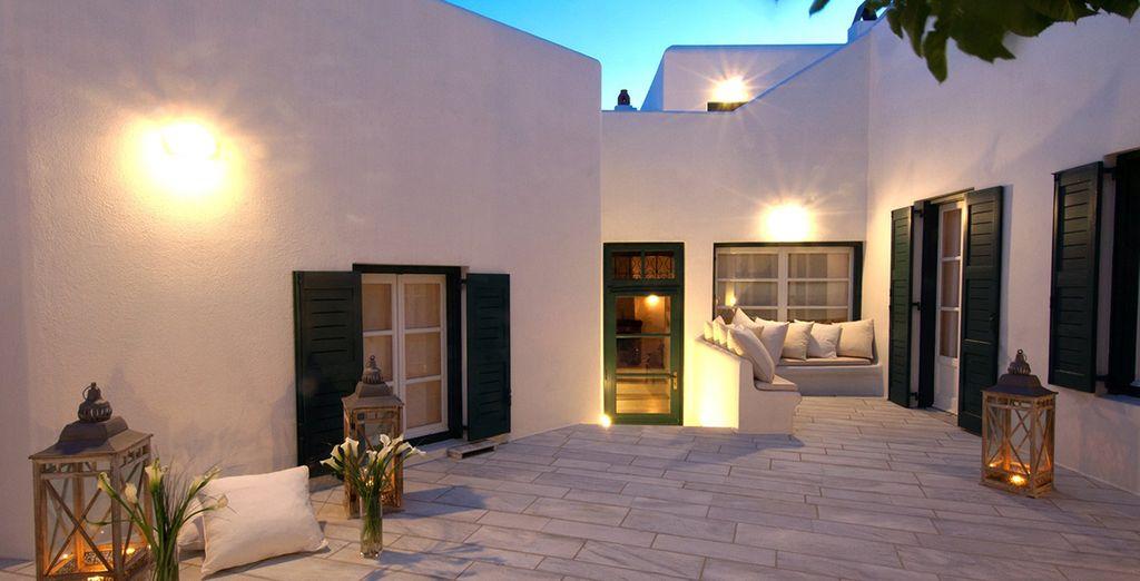 A stylish and elegant property