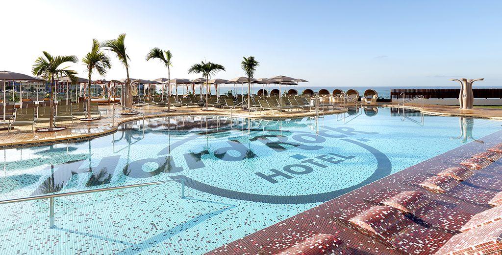 Hard Rock Hotel Tenerife 5 Voyage Priv 233 Up To 70