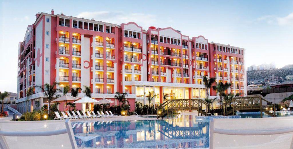 With a stay at Hotel Bonalba - Hotel Bonalba Alicante 4* Alicante