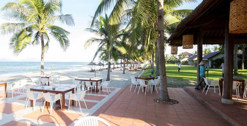Visit the pristine beaches of Cua Dai, Hoi An