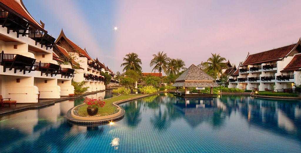 Dip into southeast Asia's longest swimming pool