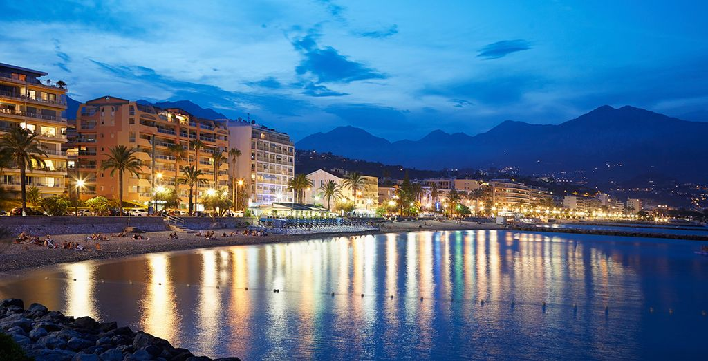 The area is famed for its fantastic restaurants and chic nightlife