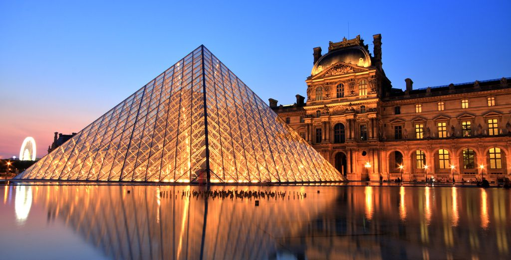 And the Louvre