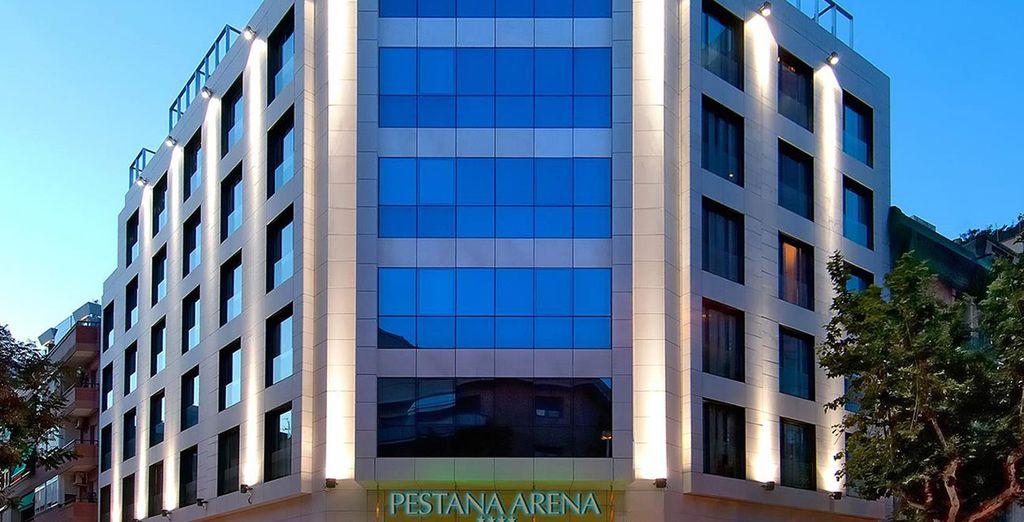 Pestana Arena 4 *