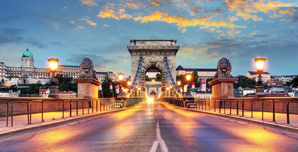 A wonderful break awaits... - Royal Park Boutique Hotel 4* Budapest