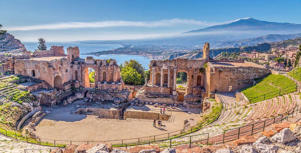 Sicilian Autotour : great deals with Voyage Privé