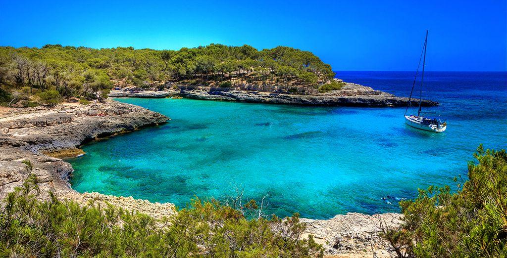 You will fall in love with the island of Mallorca ... - Aparthotel Porto Drach 4* Palma de Mallorca