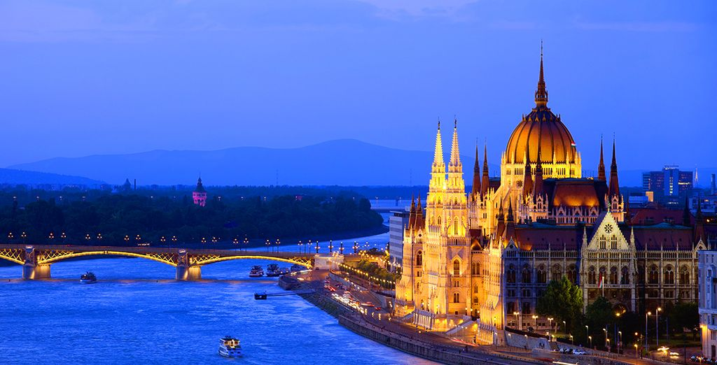 Le Meridien Budapest 5*