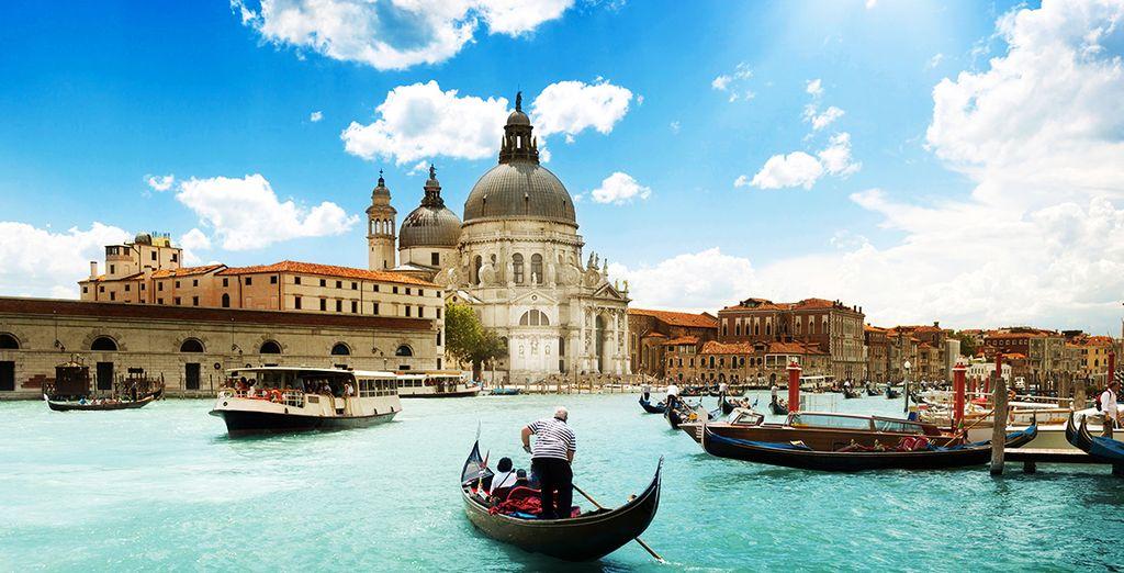 Soak up the romance of Venice - Palace Bonvecchiati 4* Venice