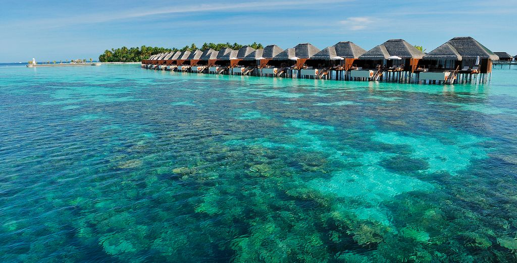 The best hotels to enjoy all the beauty and wonder of the Maldives