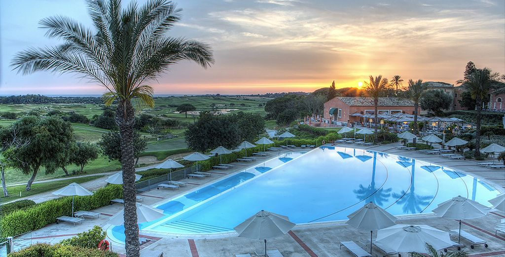 Welcome to Donnafugata Golf Resort & Spa 5*