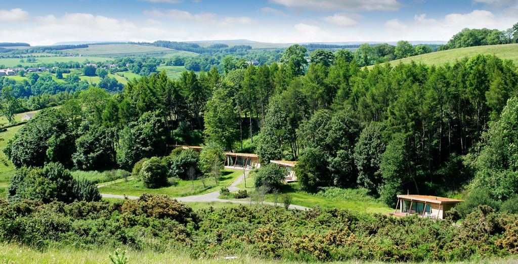 Nestled in the rich hills of the Yorkshire Dales