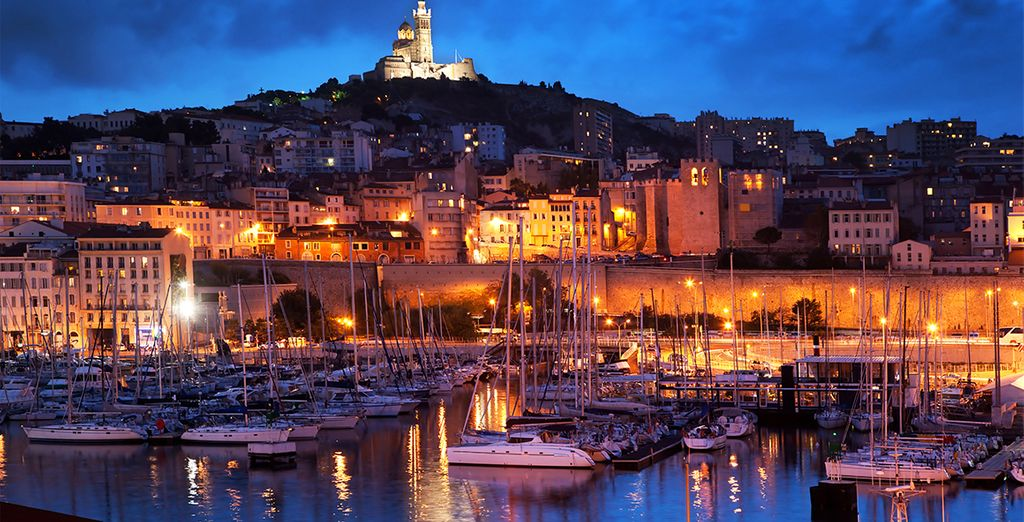 An idyllic South of France stay in Marseille