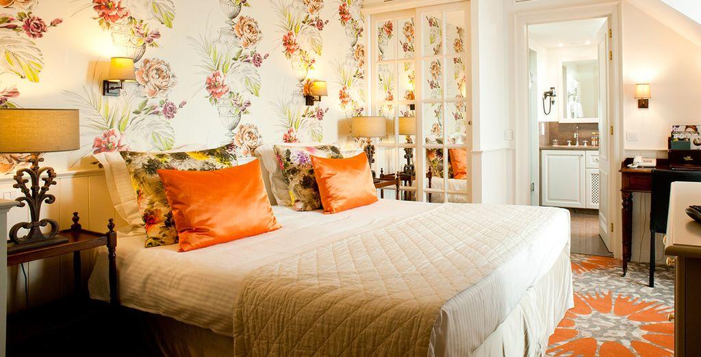 And discover elegant boutique style - Hotel Prinsenhof 4* Bruges