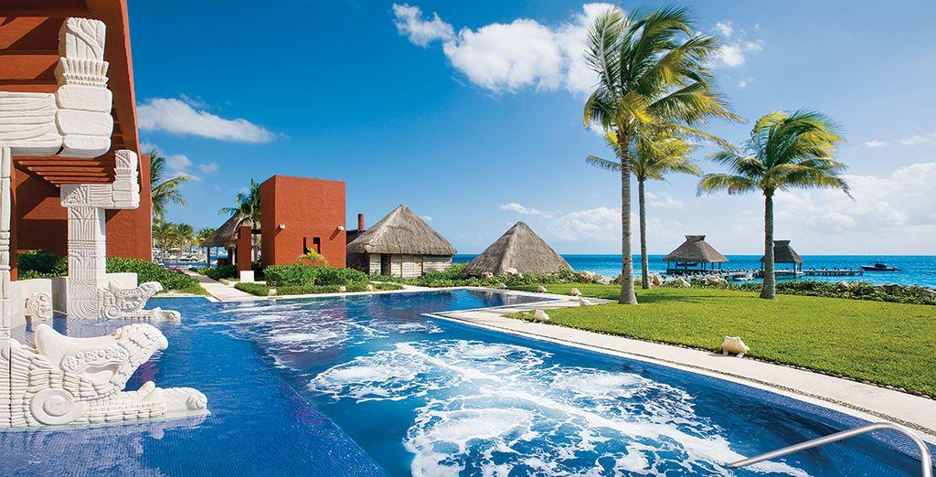 Welcome to Zoetry Paraiso de la Bonita Riviera Maya!