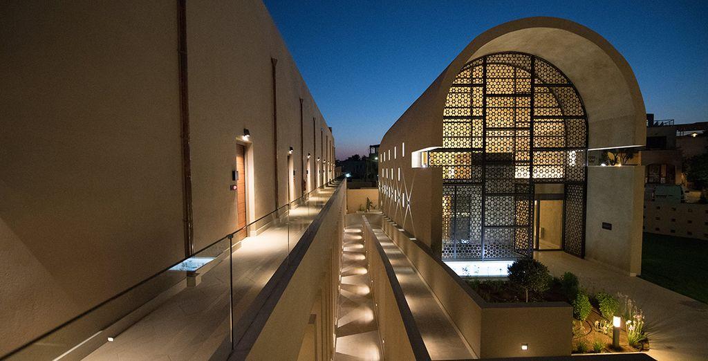 Stunning design lobby
