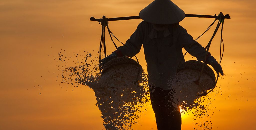 Delve into the beauty of Vietnam  - Vietnam Foodie, Spa and Beach 4/5* Ho Chi Minh City