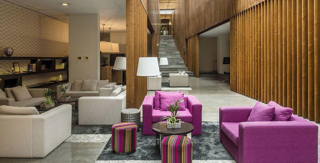Discover a chic city centre hotel