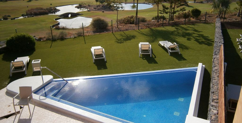 Superb facilities... - Suite Villa Maria***** - Tenerife - Canaries Tenerife