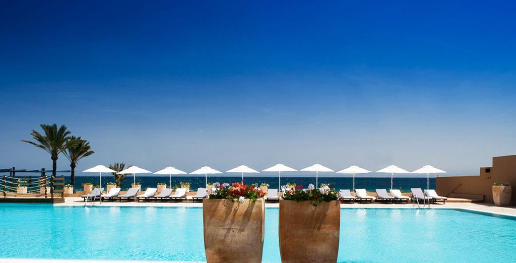 Disconnect from your routine - Hotel Guadalmina Spa & Golf Resort 4* Marbella