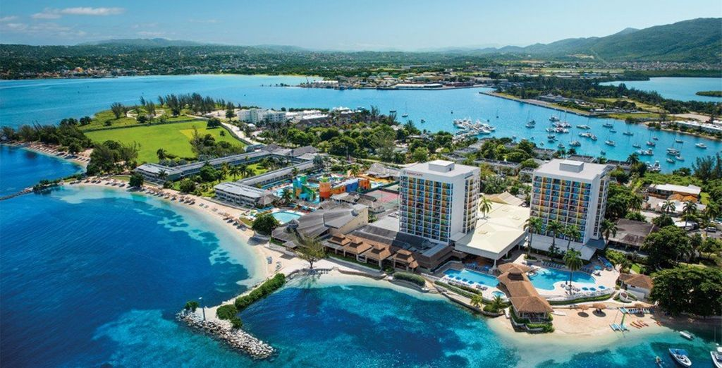 Welcome to Sunscape Splash Montego Bay
