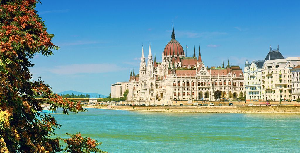 Optional excursions include river cruises in both cities - a great way to sightsee!