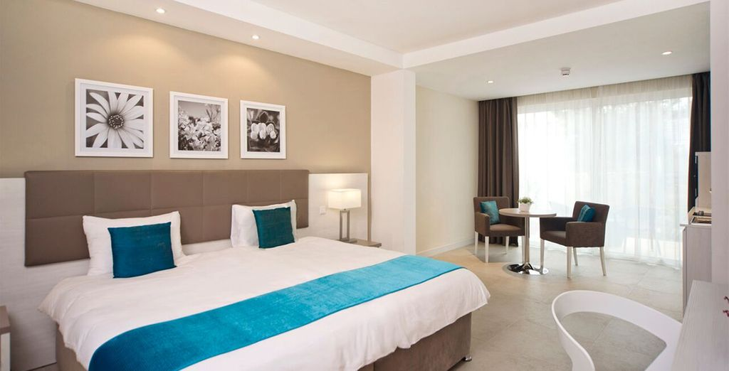 Where our members can enjoy a stay in either a Standard Room