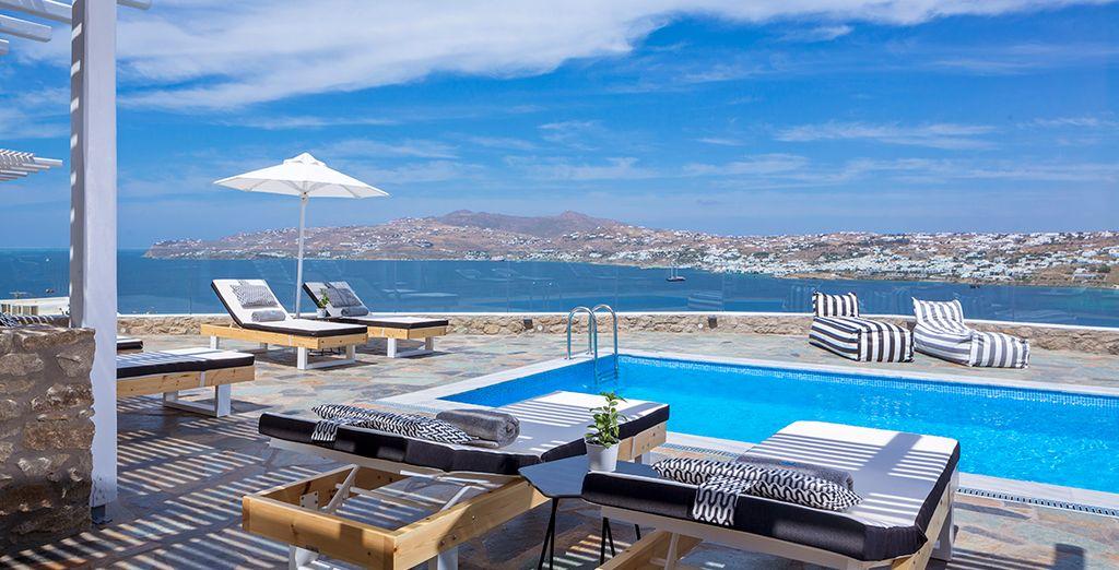 A boutique, luxury residence - Mykonos No5 - Mykonos No5 Mykonos Town
