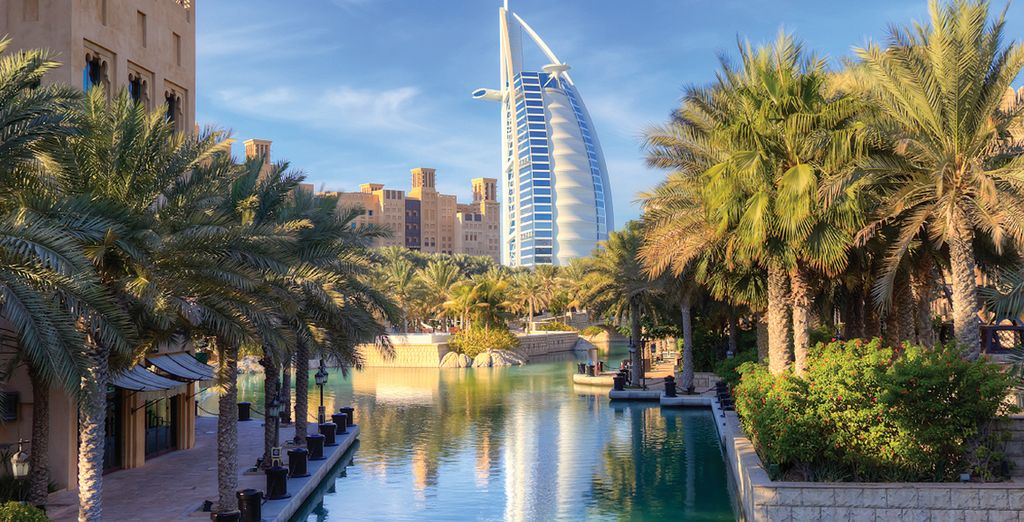 Beginning in dazzling Dubai - JW Marriott Marquis Dubai & Cocoon Maldives 5* Male