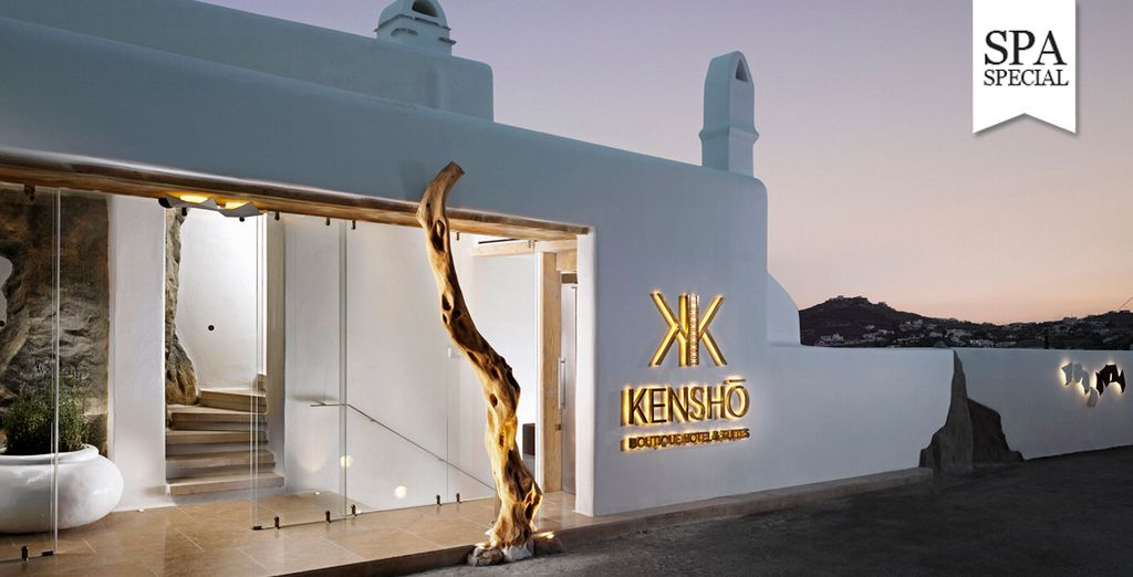 Welcome to Kensho Boutique Hotel