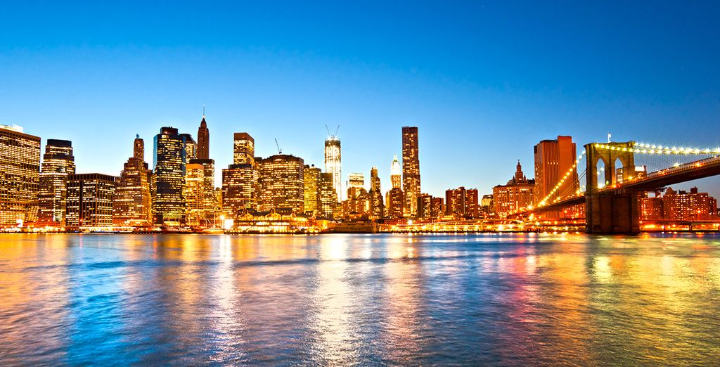 Situated in Lower Manhattan, your hotel is close to trendy brooklyn & grand sites