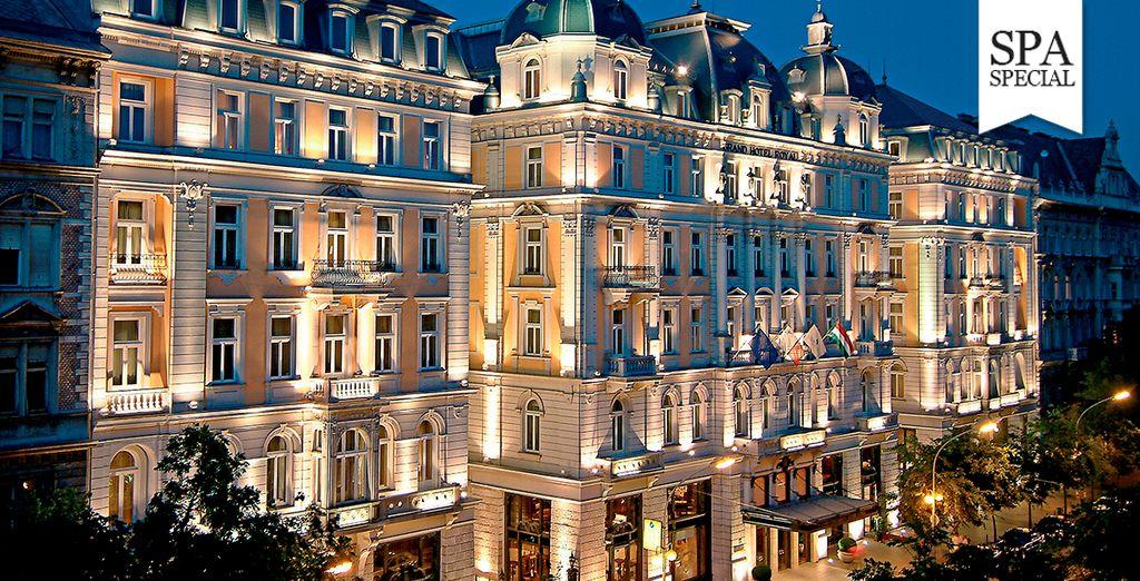 Stay at the Corinthia Budapest - Corinthia Hotel Budapest 5* Budapest