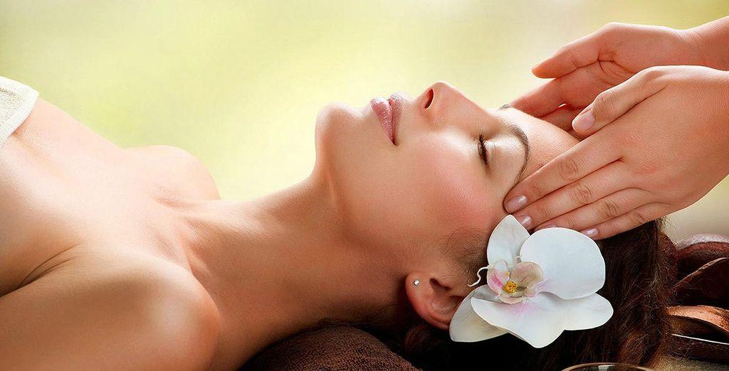 An award-winning luxury health and spa retreat