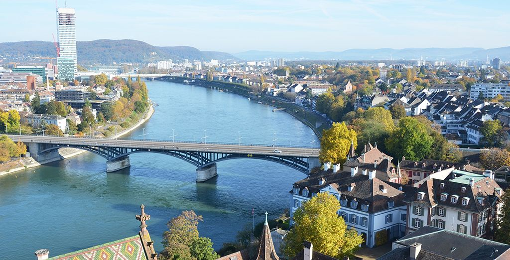Discover the charm of Basel epicurean ...