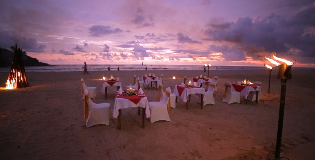 Romance and relaxation await