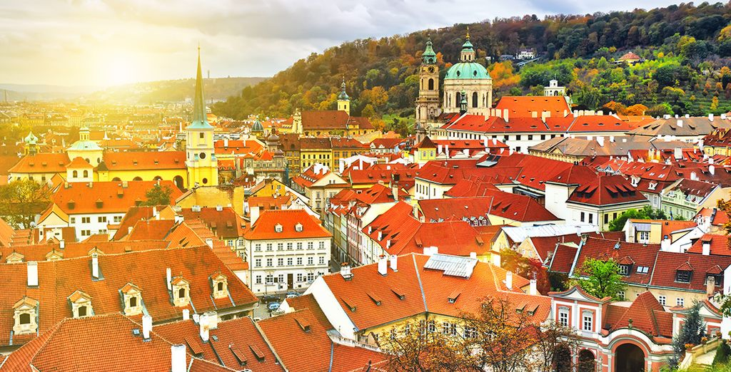 Prague offers much to experience
