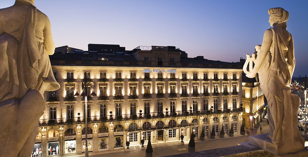 Discover history and elegance...