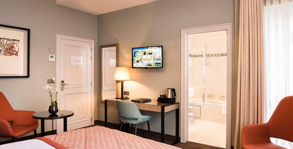 Where our members can enjoy an Executive Room