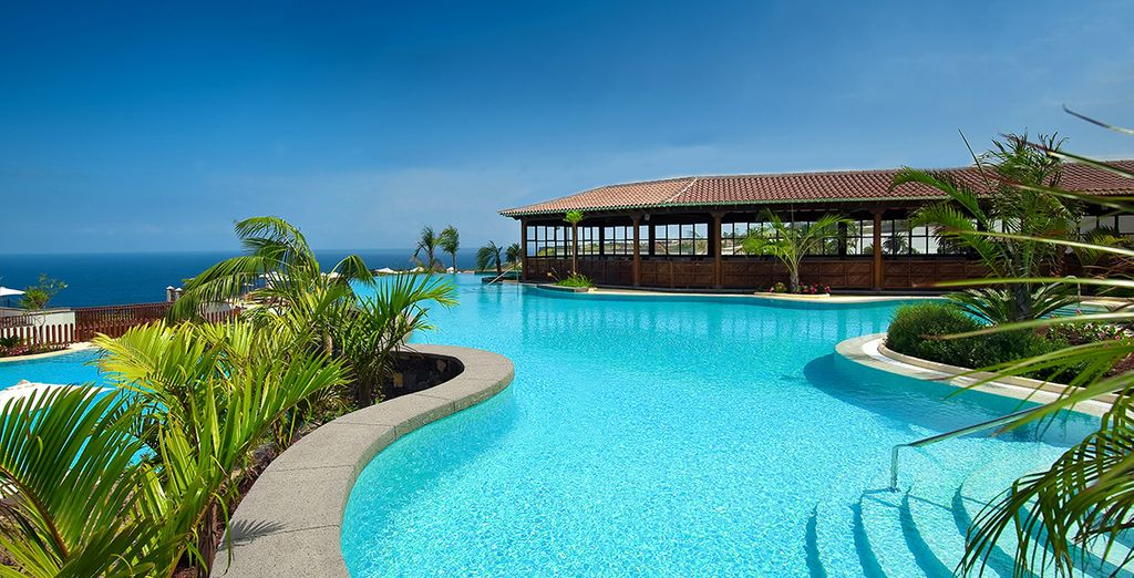 Adults only luxury with amazing sea views