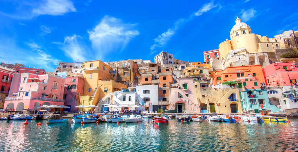 Experience the colourful and cultural city of Naples