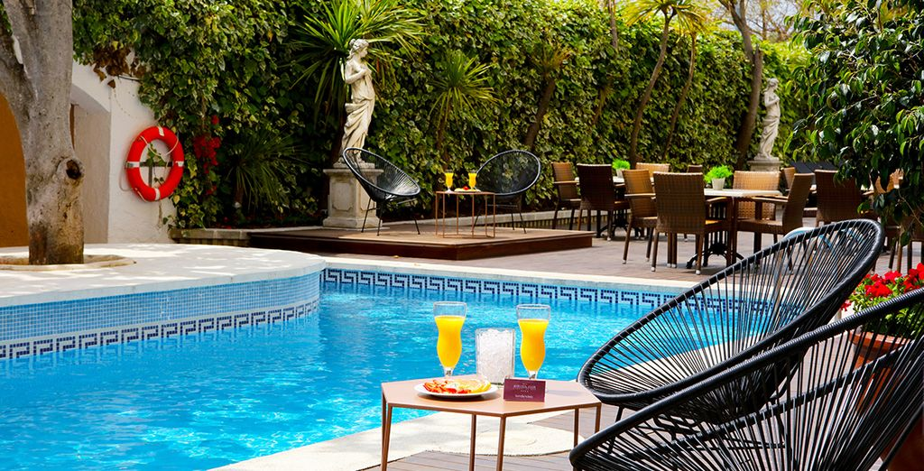 Welcome to Augusta Club Hotel & Spa 4*